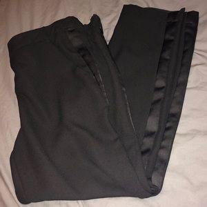 Women's Like New Express tuxedo pants, size Med